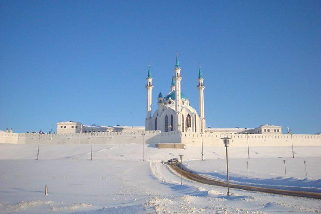 Kazan' zimoj