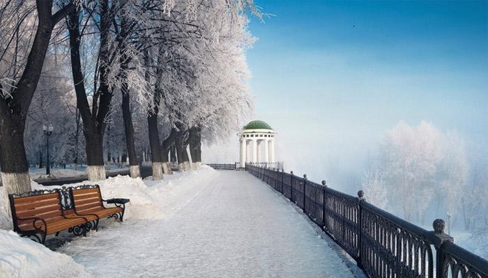 YAroslavl' zimoj