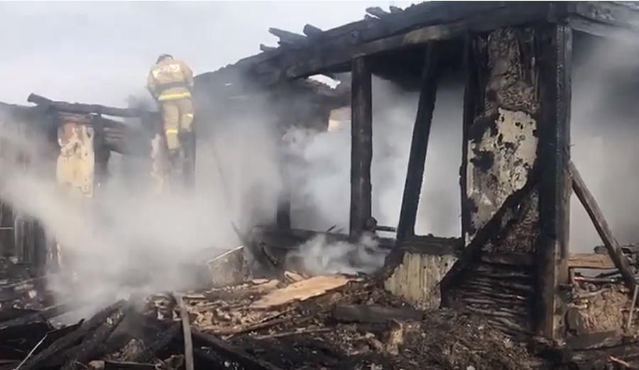 zhenshchina pogibla v ogne