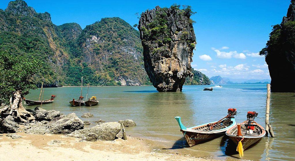 Tailand zimoj