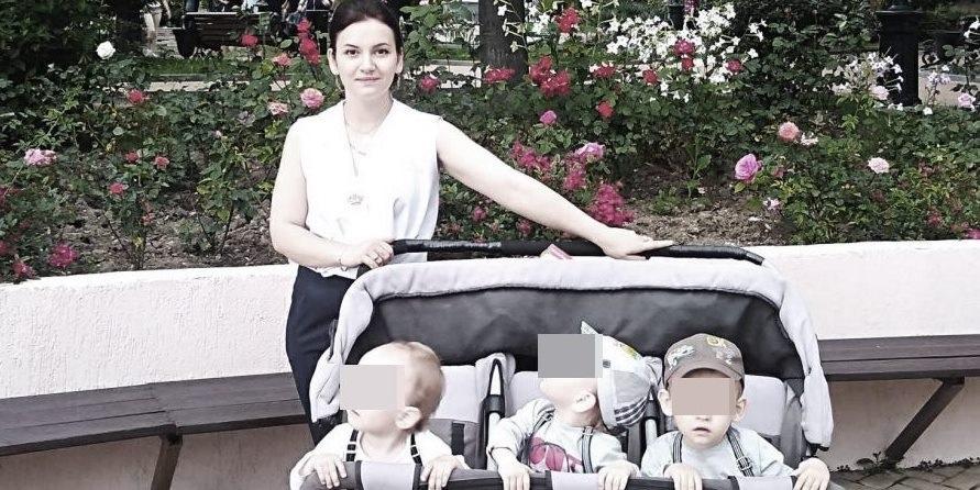 В Туапсе после ссоры с мужем пропала многодетная мать