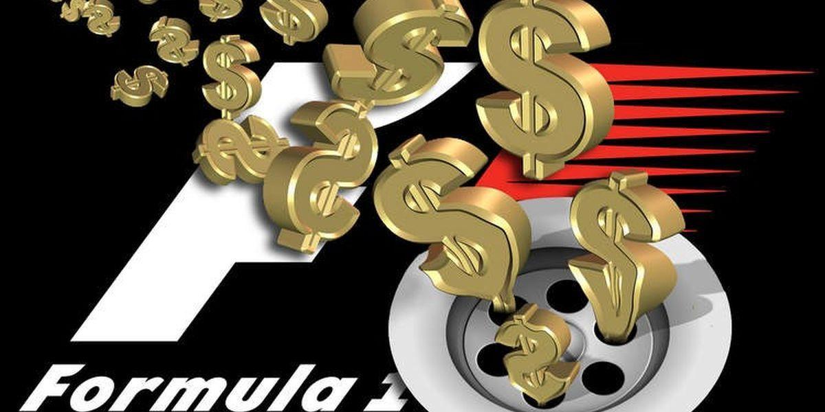 Формула-1 в деньгах