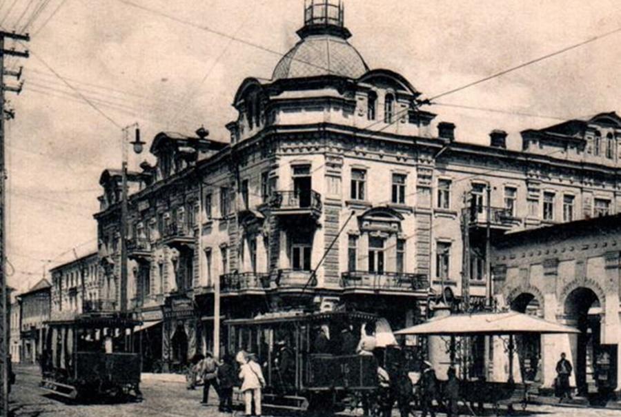 Преступность на Кубани в начале XX века