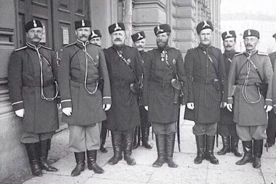 История создания полиции в Екатеринодаре