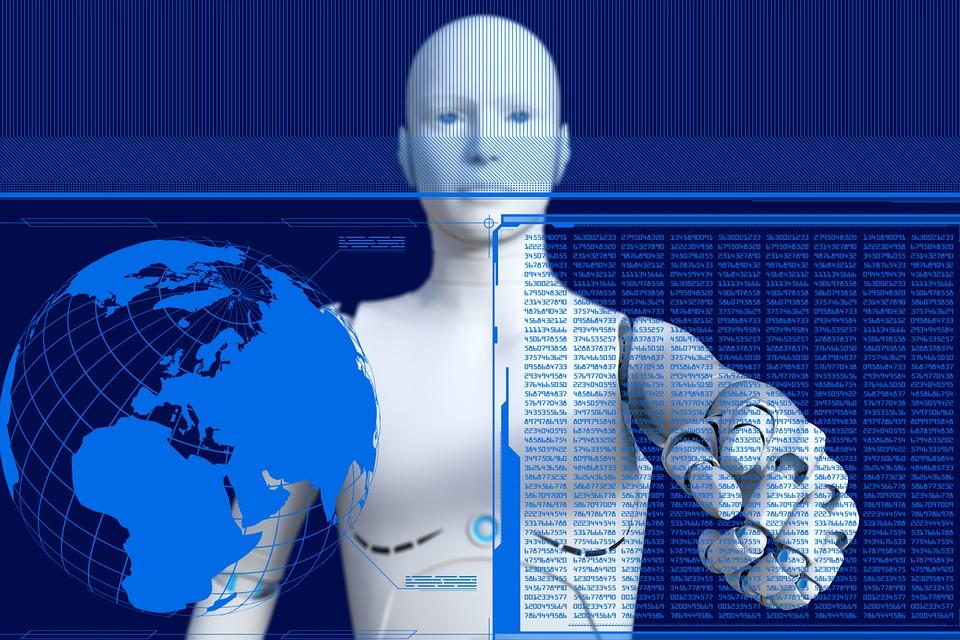 Интервью с роботом