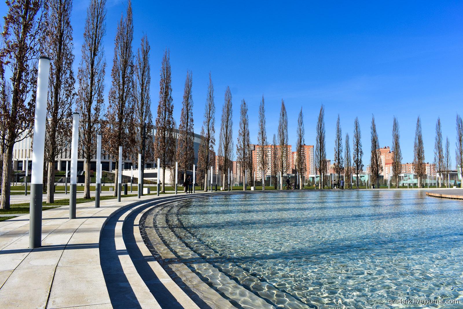 Парк Галицкого награжден международной премией