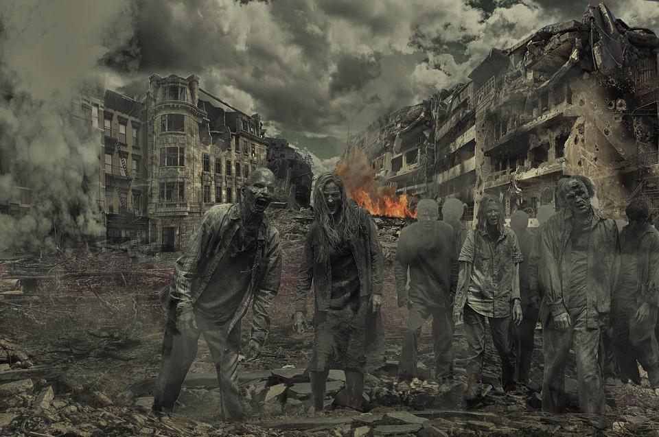 Переживешь ли ты конец света и зомби-апокалипсис?