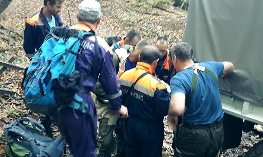 В Сочи двух пропавших женщин искали 180 человек