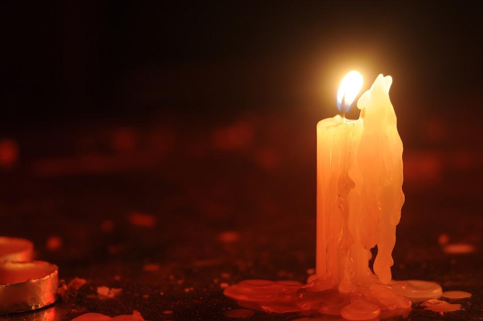 Похороны с огоньком