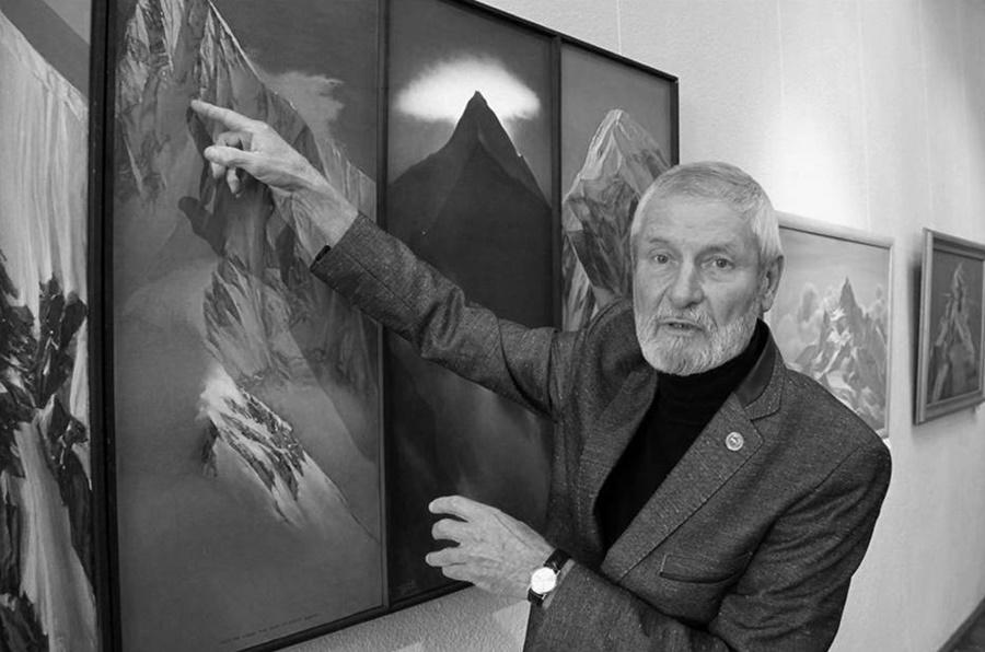 Ушел из жизни известный кубанский художник Сергей Дудко