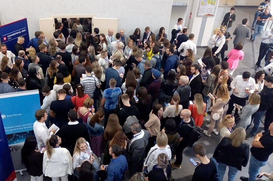 Недовольны плохой организацией участники бизнес-форума в Краснодаре