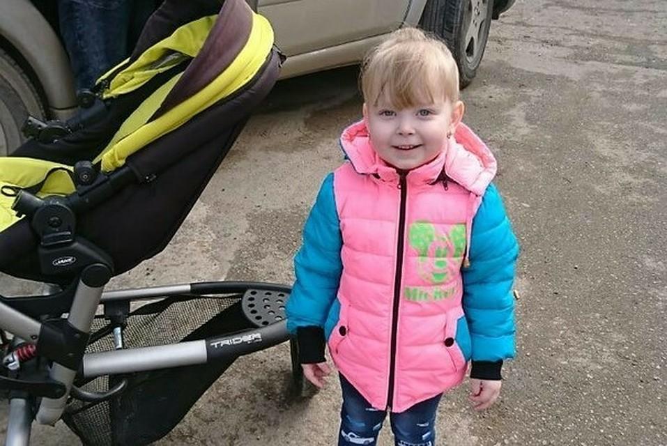 В Крыму продолжаются поиски пропавшей пятилетней Даши