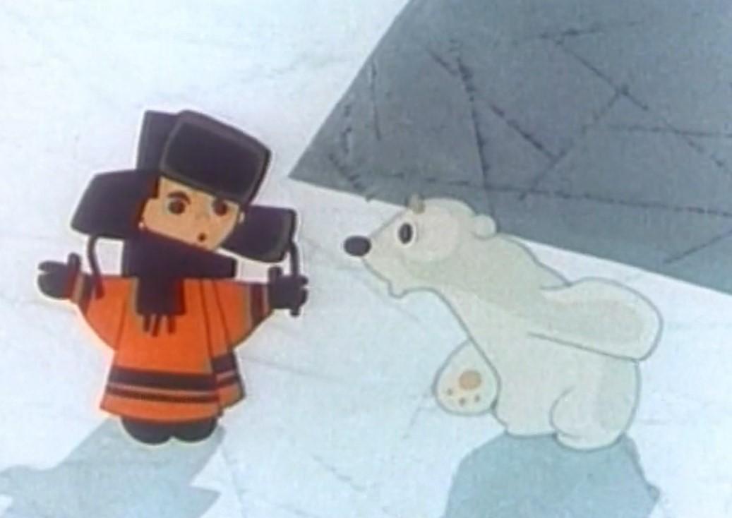 «Союзмультфильм» выпустит продолжение «Умки» спустя 50 лет