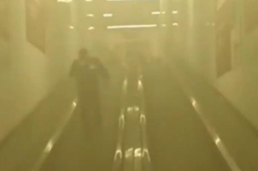 В Новороссийске эвакуировали посетителей гипермаркета «Магнит»
