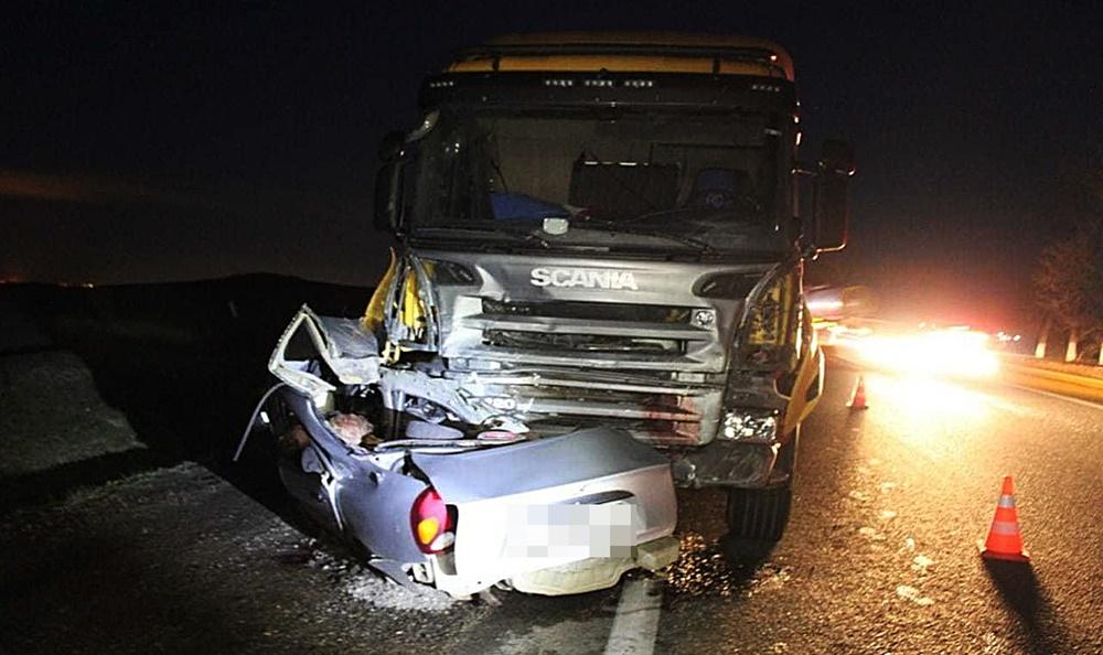 Четыре человека погибли в жестком ДТП на Кубани