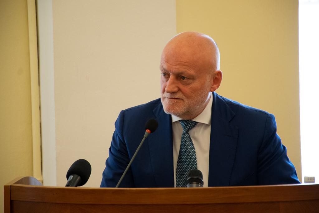 Экс-глава Белореченского района Иван Имгрунт избран мэром Ялты