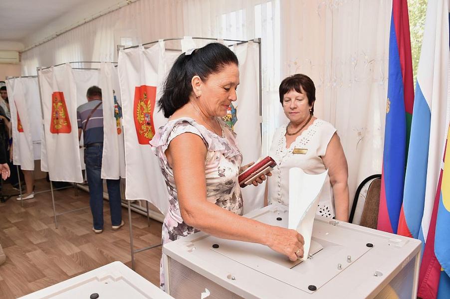 На Кубани проходят досрочные выборы глав сельских поселений