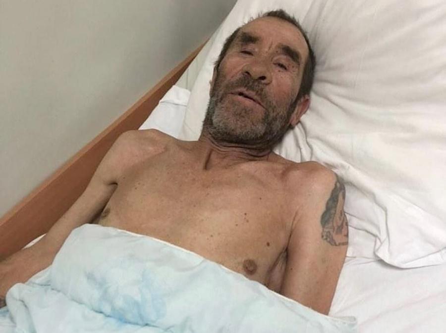 Попавший в больницу Есентуков пенсионер ищет родственников из Горячего Ключа