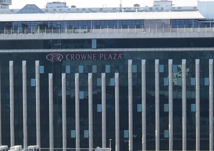 В Краснодаре на месте Интуриста официально открыли отель международной сети