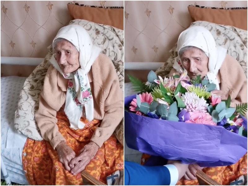 Самой пожилой жительнице Кубани исполнилось 107 лет
