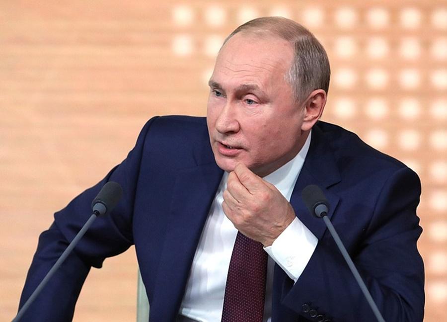 Президент России рассказал о самых тяжелых моментах за период президентства