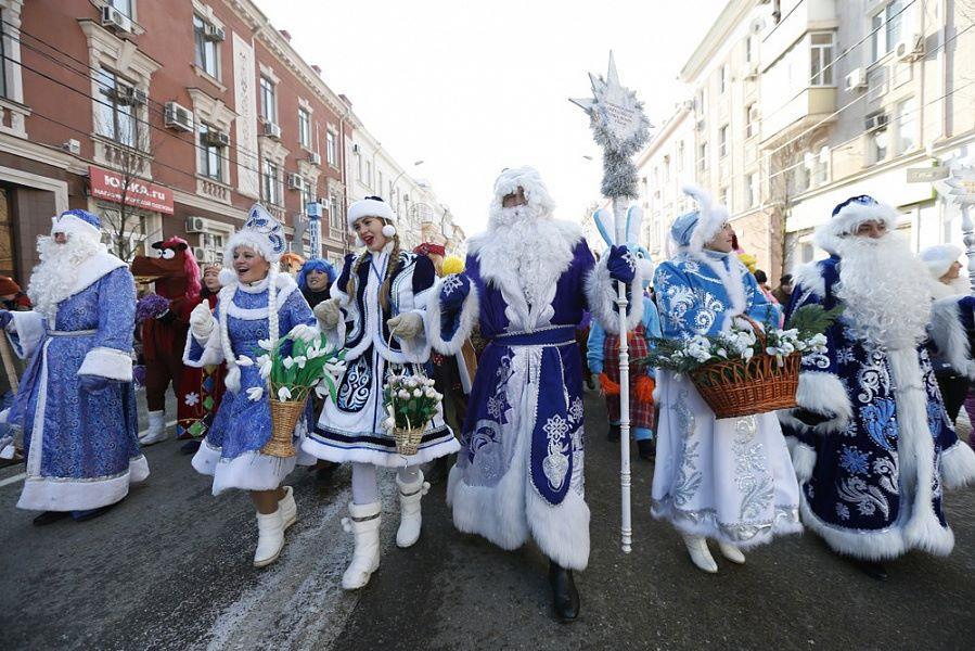 Куда сходить в новогодние праздники 2020 в Краснодаре