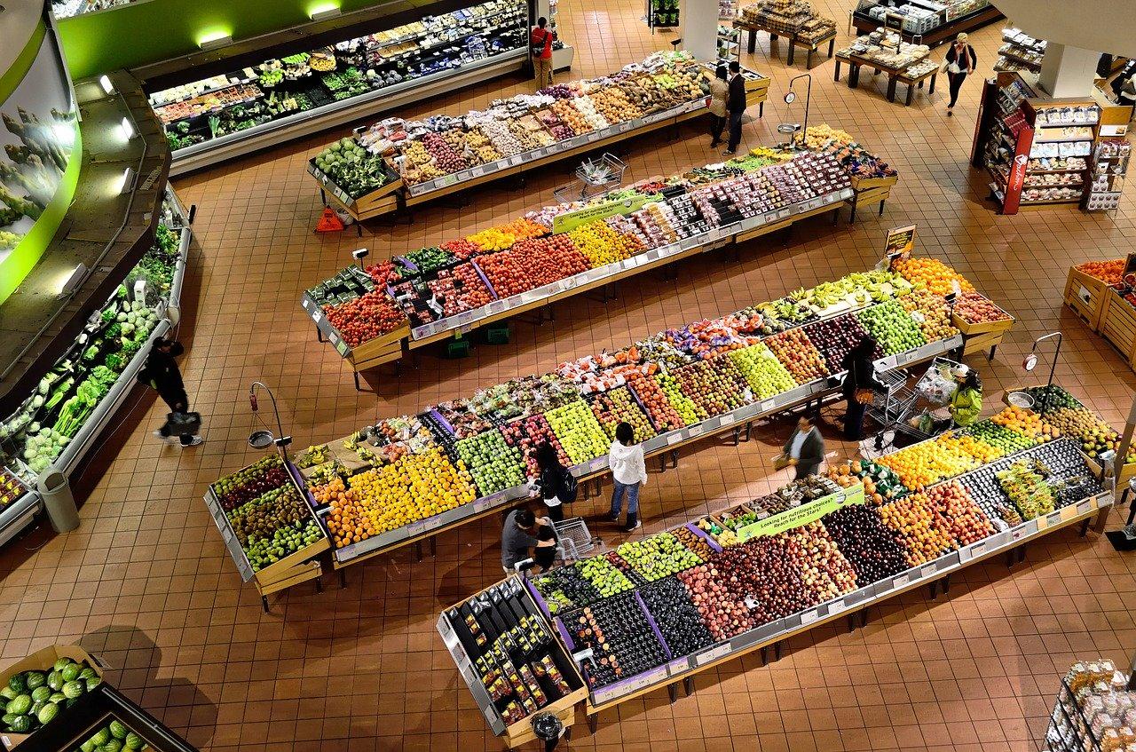 """В Краснодаре сделали """"умную тележку"""" для супермаркетов"""