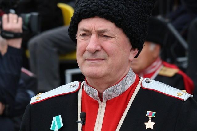 Атаман Долуда предложил добавить в Конституцию «казачью милицию»