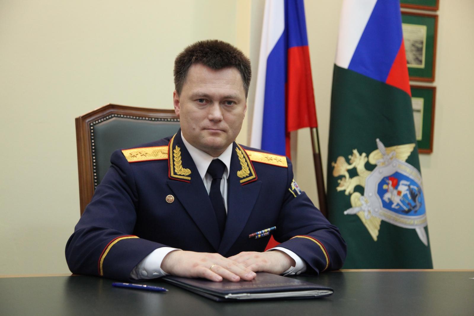 Краснов принял присягу при вступлении в должность генпрокурора