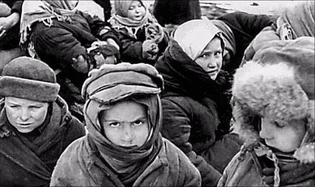 Блокада Ленинграда в шокирующих цифрах