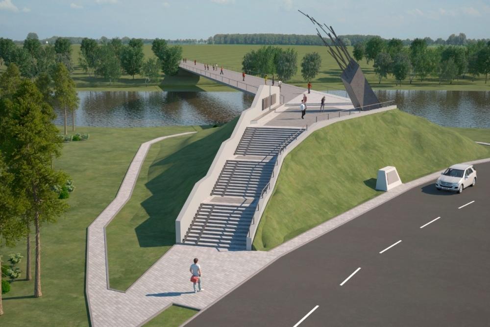 В Краснодаре появится мемориальный комплекс в память о защитниках Пашковской переправы