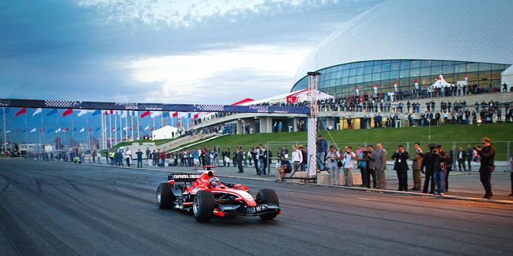 Названы дата проведения «Формулы-1» в Сочи