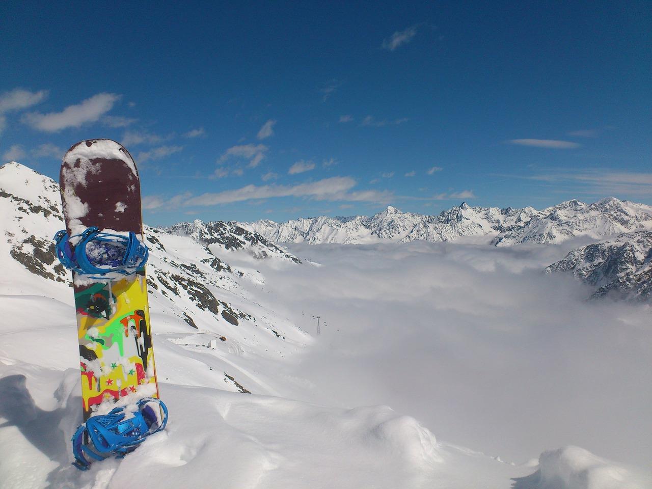В горах Сочи начали продавать единые ски-пассы