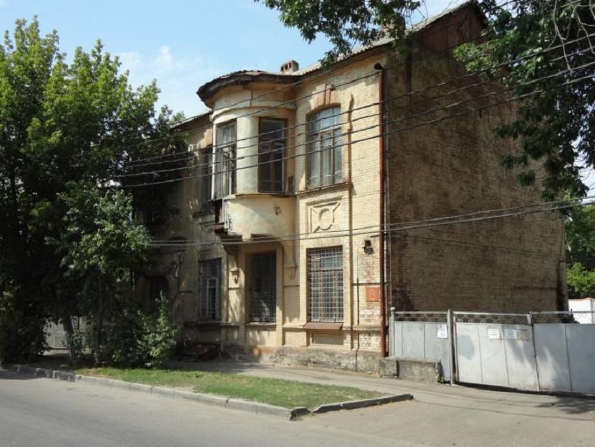 Дом архитектора Косякина забрали у бывшего владельца