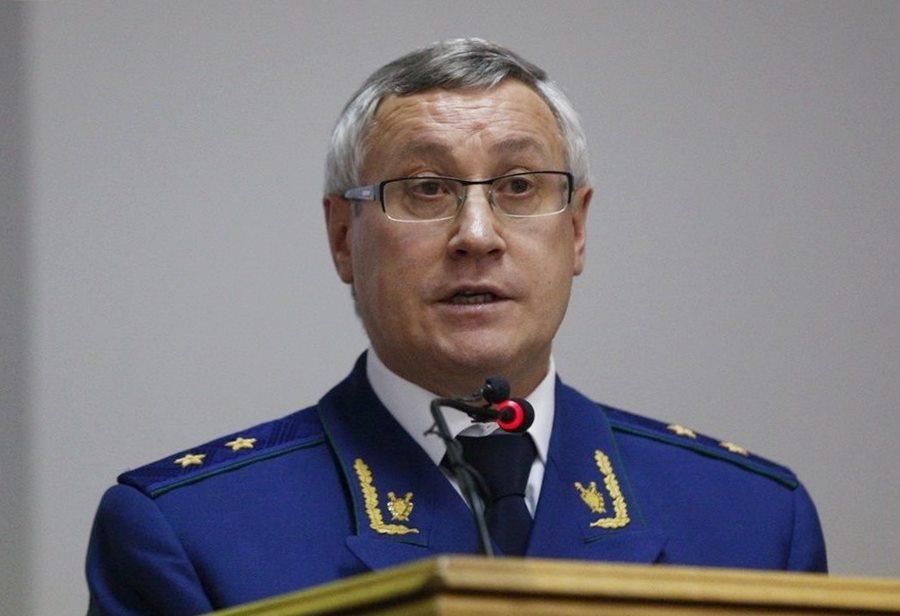 Леонид Коржинек подал в отставку с поста заместителя генпрокурора России