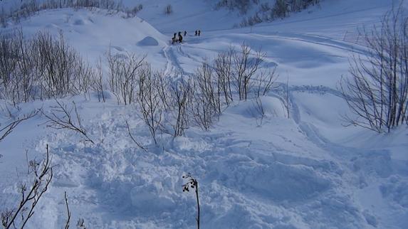 В Сочи сноубордист получил травмы