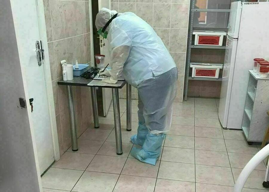 Жительница Новороссийска помещена на карантин с подозрением на коронавирус