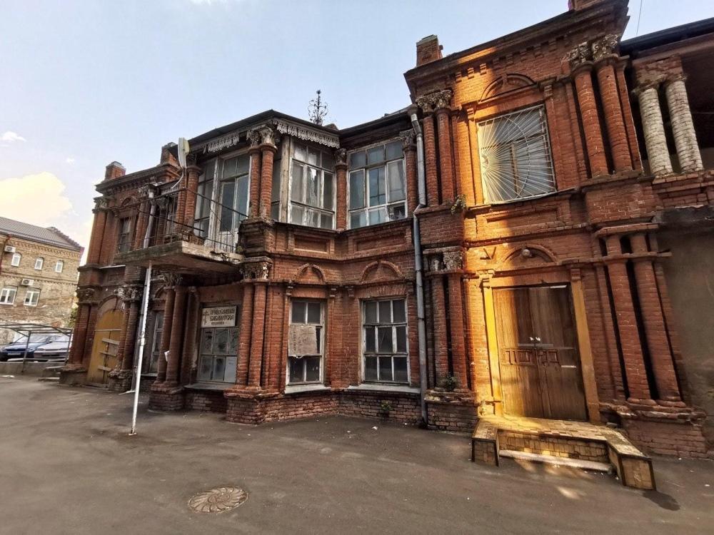 В Краснодаре рядом с домом купца Лихацкого хотят создать исторический квартал