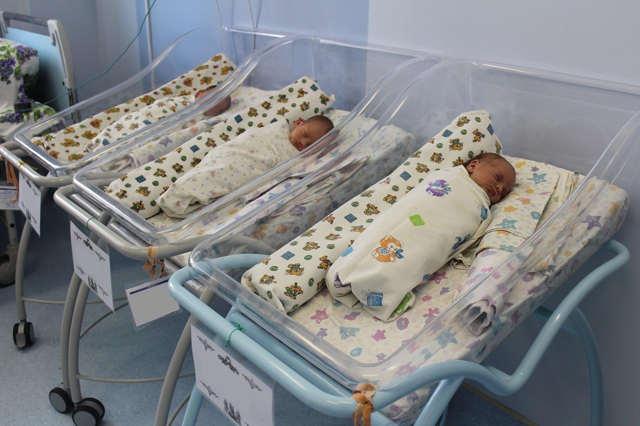 На Кубани родилась первая тройня в 2020 году