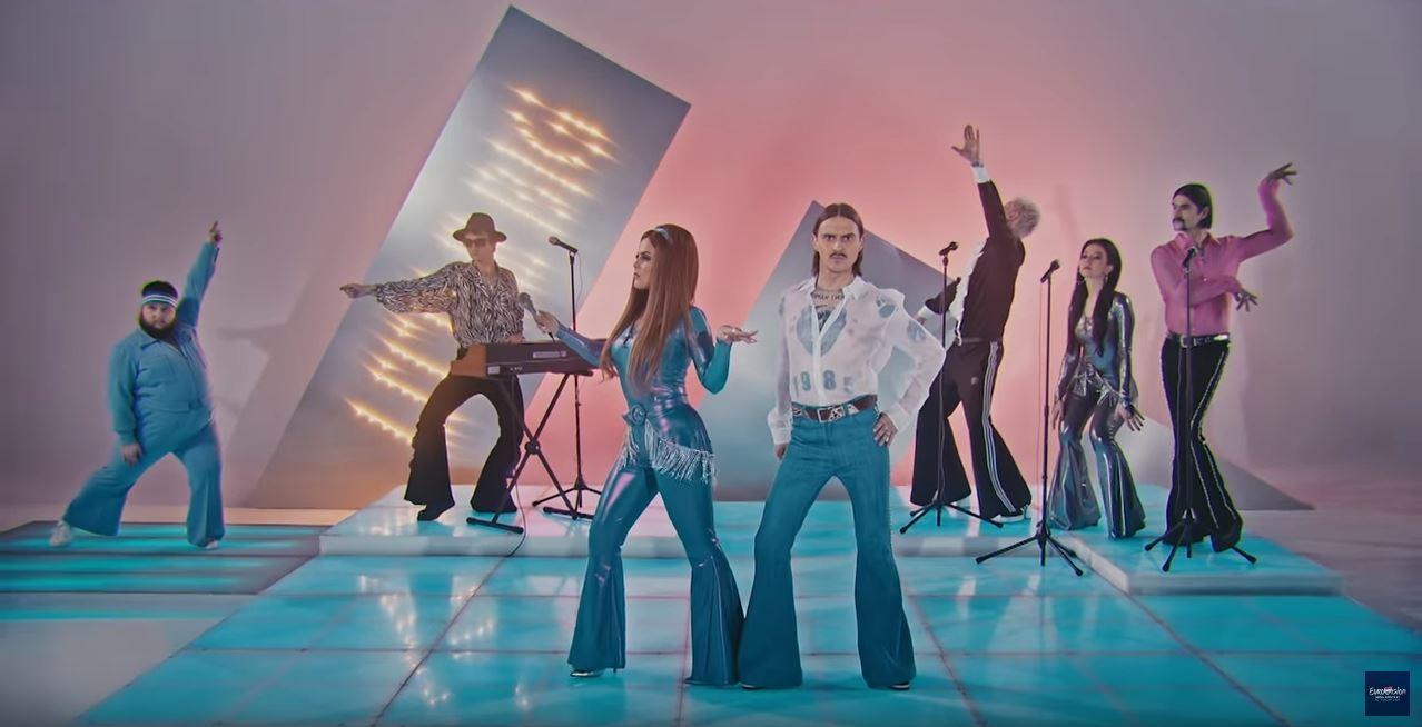 Группа Little Big представила песню для Евровидения 2020