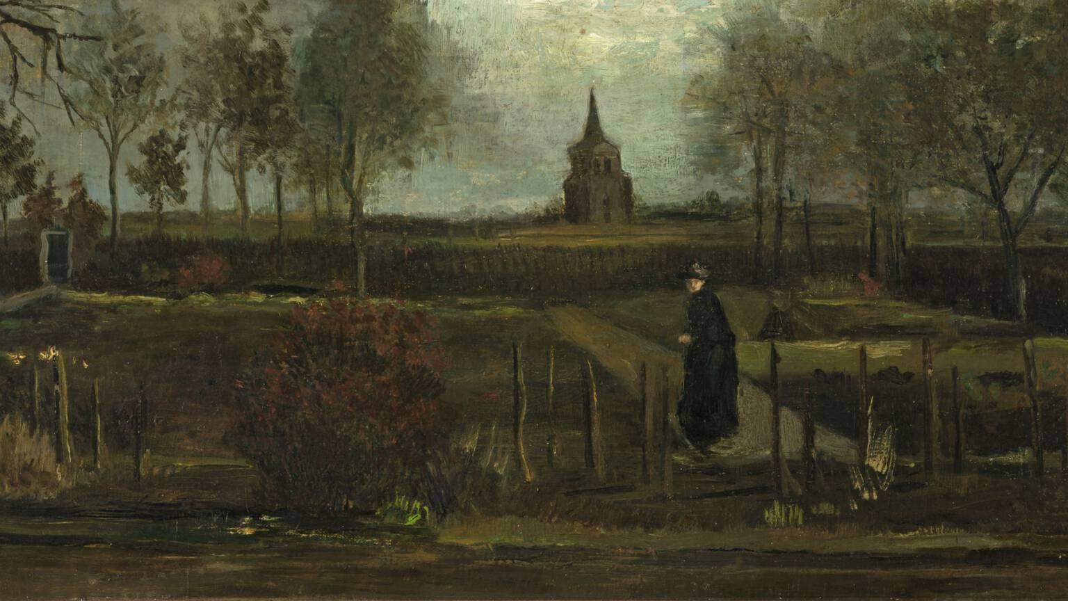 В Нидерландах похитили картину Ван Гога из музея, закрытого на карантин