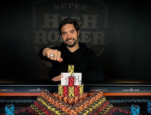 В Сочи американец выиграл 3,6 млн долларов в покер