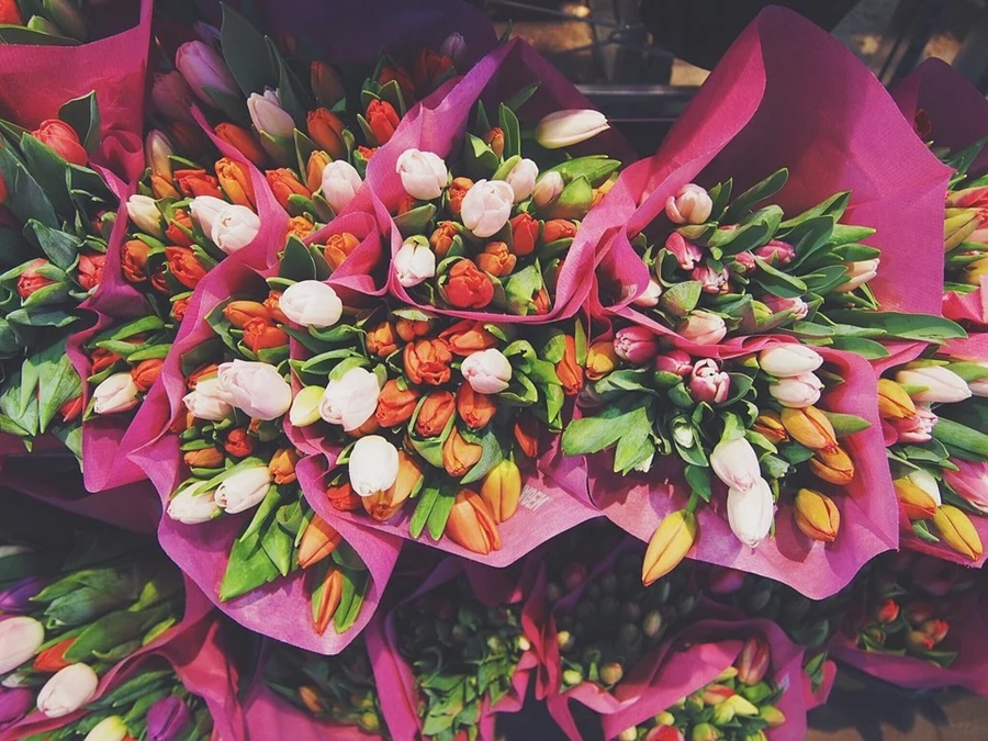 Букет цветов: эксперты Роскачества дали советы по выбору