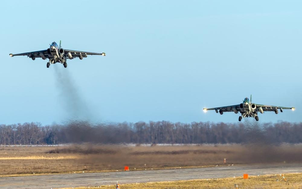 В небе над Краснодаром в День Победы пролетит военная авиация