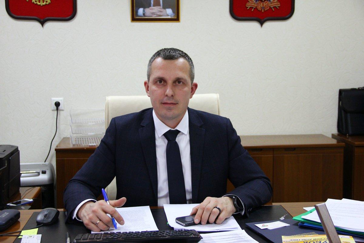 Министр спорта Кубани Андрей Марков получил повышение