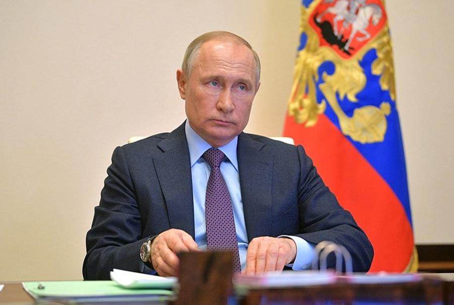 Путин выступит с очередным обращением по ситуации с коронавирусом