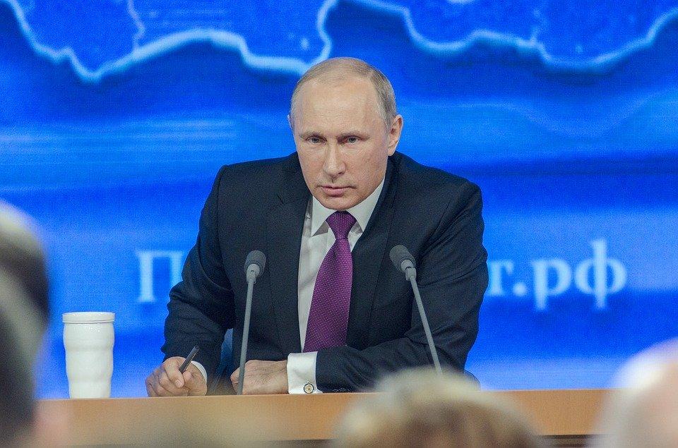 Сегодня состоится второе обращение Путина по коронавирусу