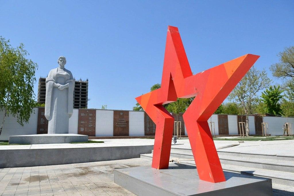 В мэрии Краснодара рассказали, как украсят город к 9 мая