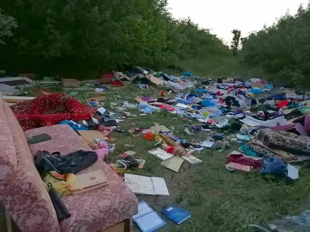 Свалку видно из космоса: пригород Краснодара тонет в горах мусора