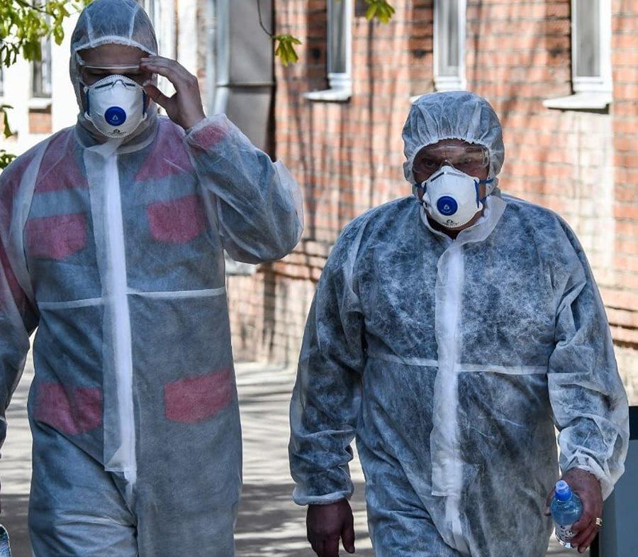 Число выявленных случаев коронавируса на Кубани возросло до 1830 человек